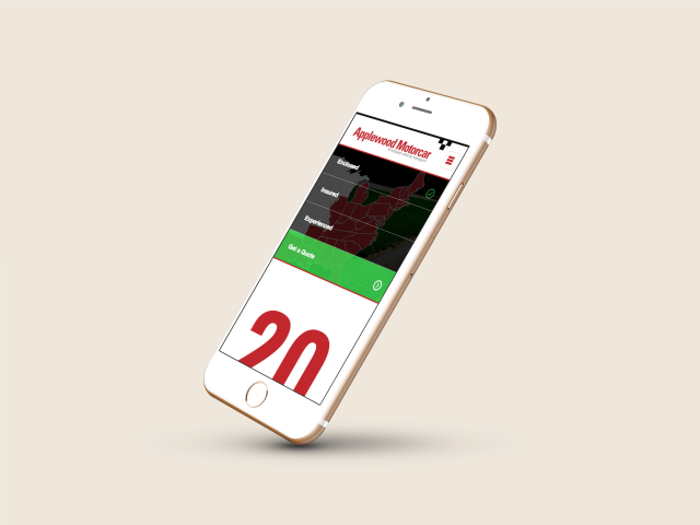 Mobile version of Applewood Motorcar Homepage