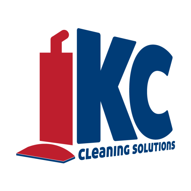 KC Cleaning Solutions Logo Design Project Photo