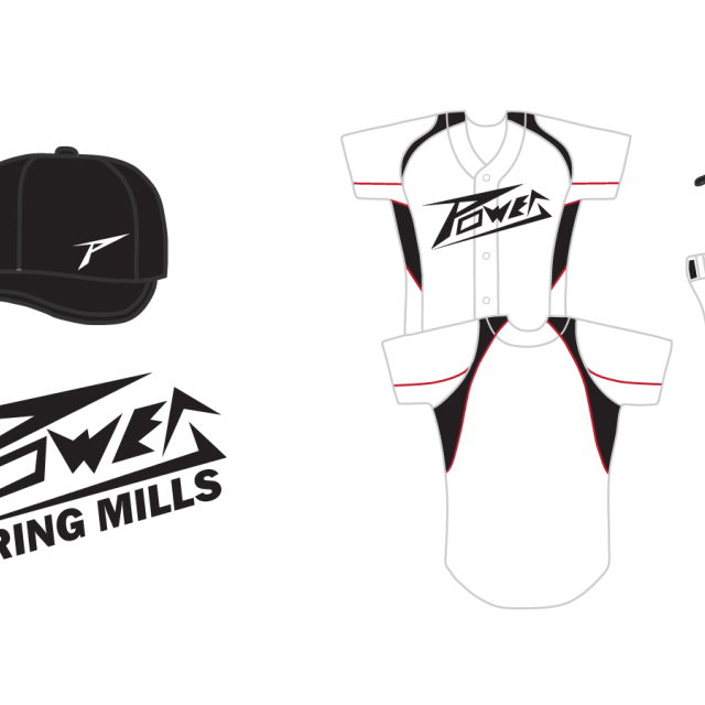 Spring Mills Power Logo & Uniform Design Project Photo